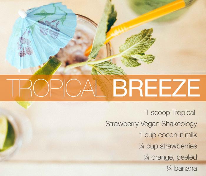 Tropical Vegan Recipe