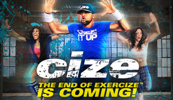 Cize – New Beachbody Workout from Shaun T!