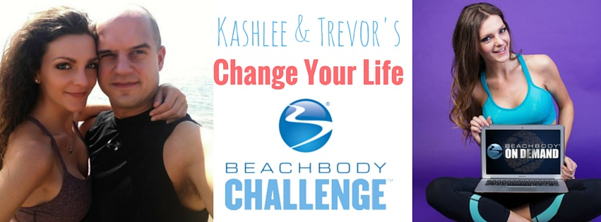 Trevor and Kashlee Fitness
