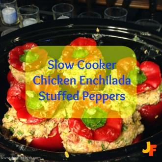 21 Day Fix Chicken Enchiladas
