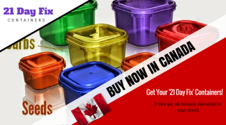 Buy 21 Day Fix Conatiners Canada