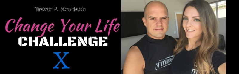 Trevor & Kashlee's 'Change Your Life Challenge' is BACK!