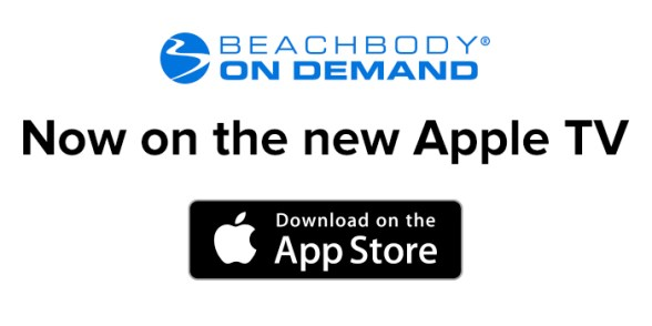 Apple TV Beachbody on Demand BOD