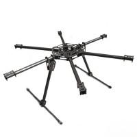 X800 Photography FPV Carbon Fiber Hexa-rotor Aircraft 13
