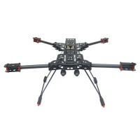 ATG X4 650mm Alien Carbon Fiber Quadcopter Frame Kit
