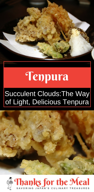 tenpura recipe