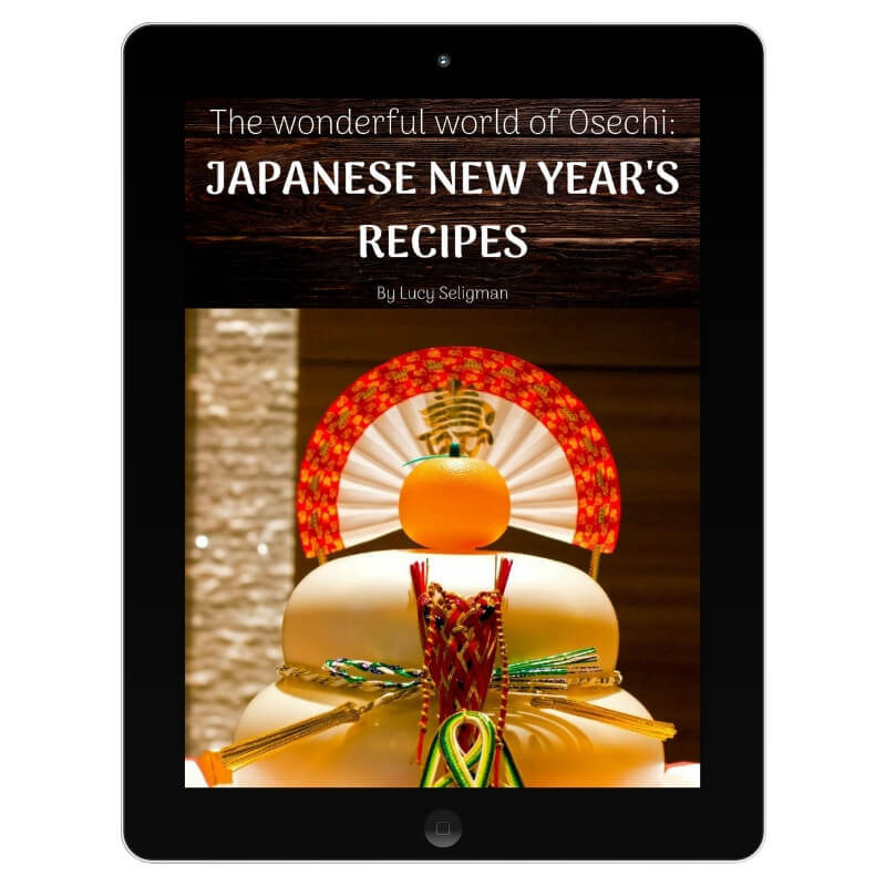 Japanese New Years Recipe ebook lucy seligman