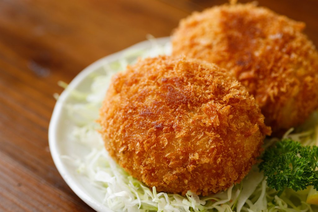 korokke japanese recipe potato croquettes