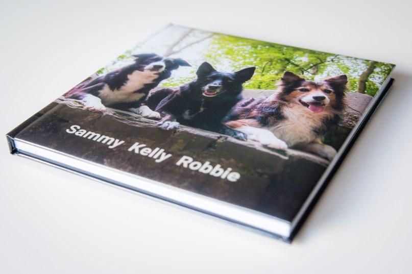 Fotoboek Sammy Kelly Robbie