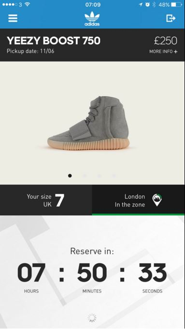 yeezy 750 countdown. Capture. Tags adidas