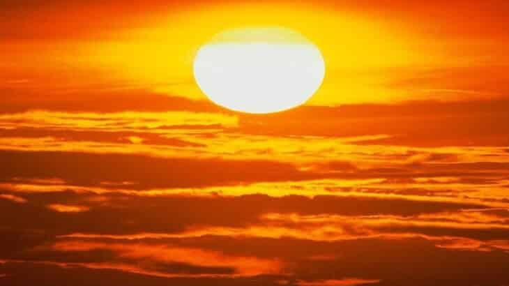تفسير رؤية الشمس في الحلم