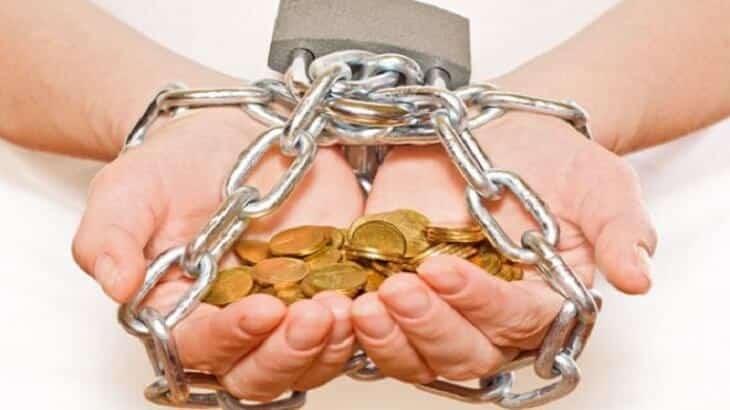 كيفية التخلص من الديون المتراكمة