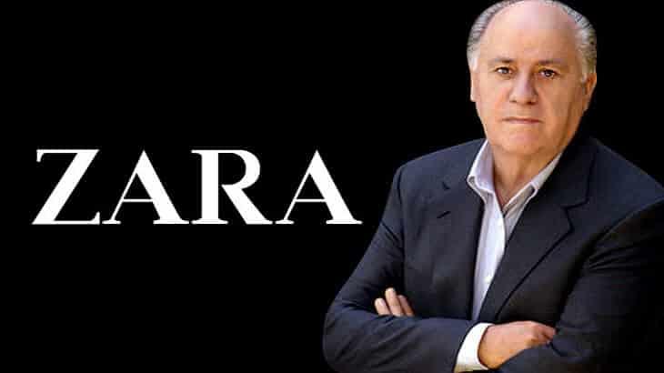 أمانسيو أورتيجا أحد أهم أغنى 7 رجال اعمال
