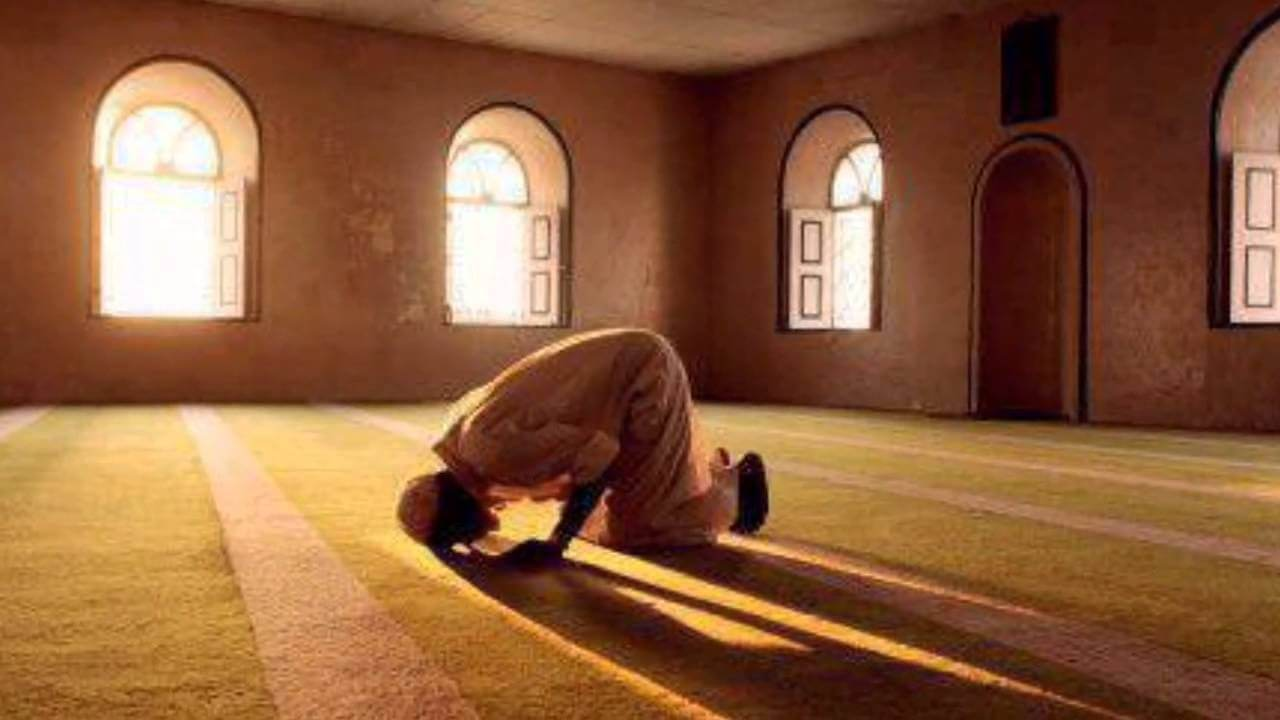 تفسير حلم التربه الصلاه