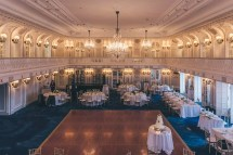 Thara Winter Wedding Blackstone Hotel