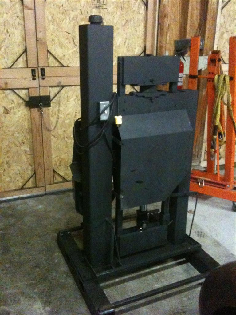 forge press for beginner