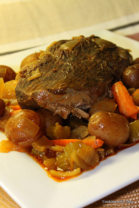 Image Result For Recipe For Co Ng A Roast In A Crock Pot