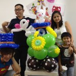 Balloon Class in Singapore