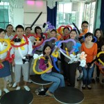 Balloon Workshop at Singapore One 15 Marina Club