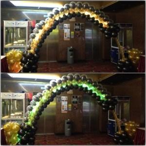Singapore Grand Balloon Arch