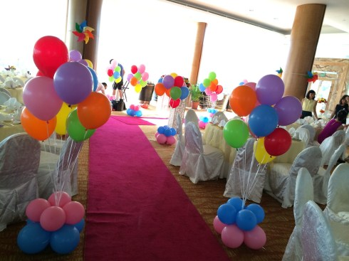 Floating Balloons Decorations