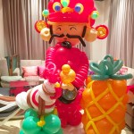 Balloon Cai Shen Ye God of Fortune