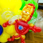 Iron Man Balloon Sculpture