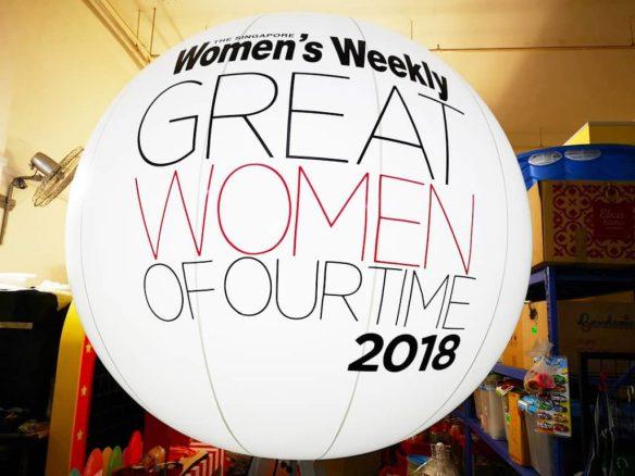 Big Advertising Balloon Stand