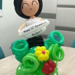 Customised Balloon Sculpture Gift