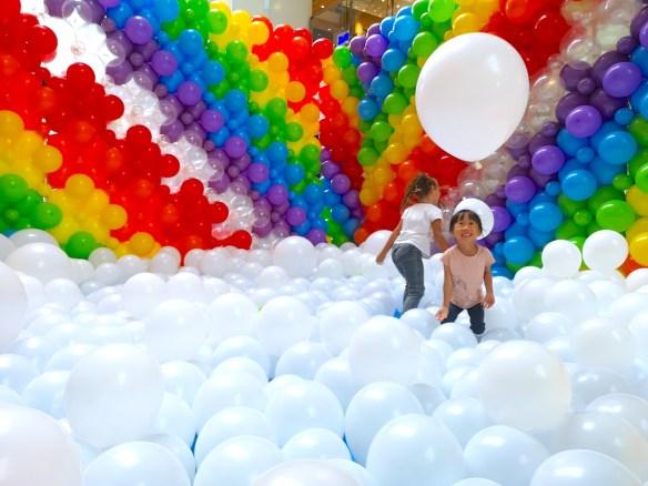 Cloud Balloon Pit Singapore