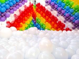 Cloud Balloon Pit
