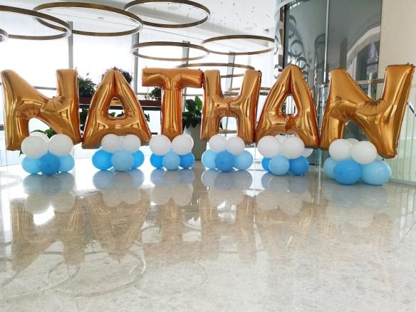 Balloon Name Singapore
