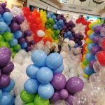 Small Rainbow Balloon Pit 1 scaled