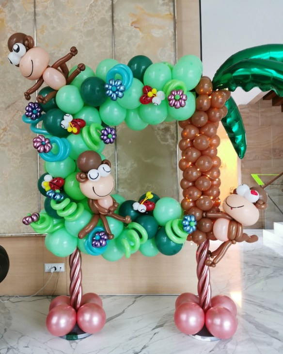 Balloon Sculpting Decorations