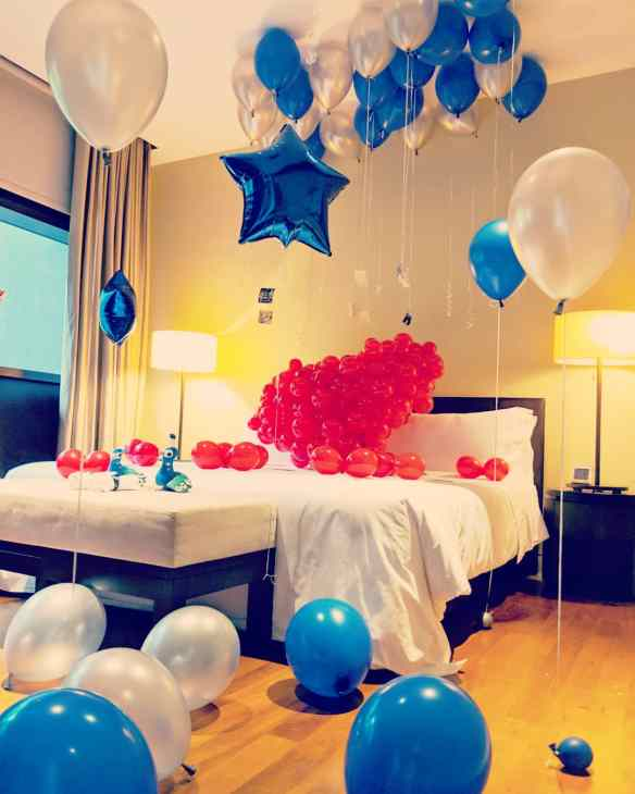Balloon Room Styling Package Singapore