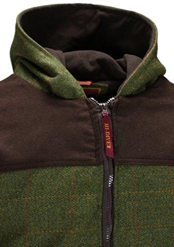 sofas for dogs uk florida corner sofa bed reviews bradshaw & bentley mens tweed breathable waterproof hoodie ...