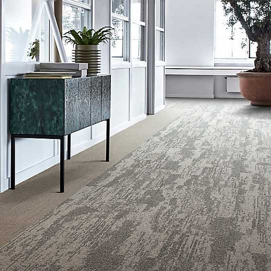 interface works flow carpet tiles