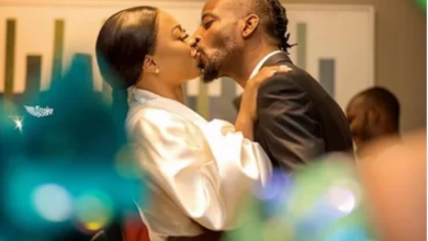 9ice and his baby mama Olasunkanmi Ajala