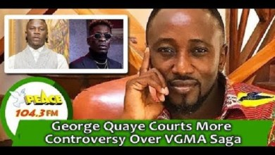 LIST OF MUSICIANS WHO PAY BRIBE AT VGMA