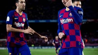 Barcelona Plays Shatta Wale Bojor