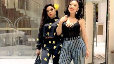Bobrisky threatens Tonto on Instagram