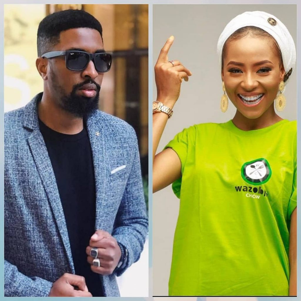 Deezell sues ex-lover Maryam Booth