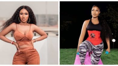 Photo of Tacha drops comment on Mercy photo – Have they reconciled?