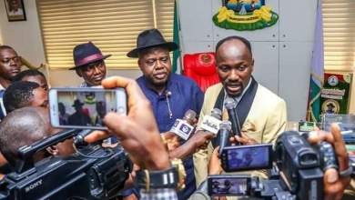 What coronavirus made Apostle Suleman do in Ghana