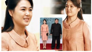 Kim Jong-un wife, Ri Sol-ju,