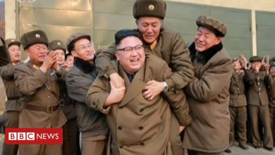 Kim Jong-un's death