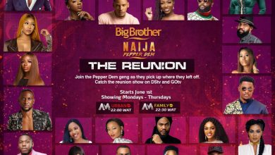 Big Brother Naija Pepper Dem Reunion show