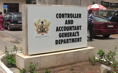 Controller and Accountant General Department CAGD