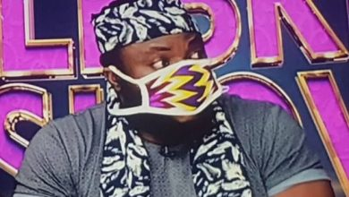 DKB Refuses To Remove Face Mask On Live TV