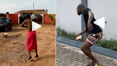 Funny Face Jubilates In New Video As He Drops His Worries – Fans React